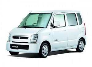 Suzuki Wagon R 0.7 turbo 64 HP