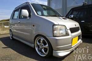 Suzuki Wagon R 0.7 turbo 64 HP 4WD