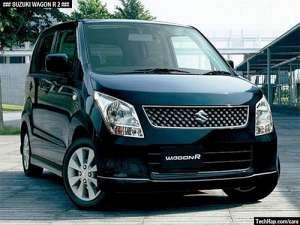 Suzuki Wagon R I 0.7T (64Hp) 4WD