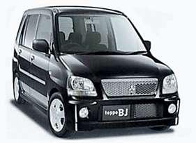 Suzuki Wagon R II 0.7i (55Hp) 4WD