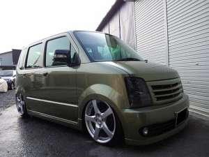 Suzuki Wagon R II 0.7T (60Hp)