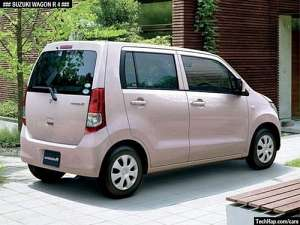 Suzuki Wagon R IV 0.7T (64Hp) 4WD
