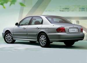 TagAZ Sonata 2.7 (172 Hp) AT