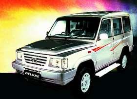TATA Sumo 1.9 TD 4WD 87 HP