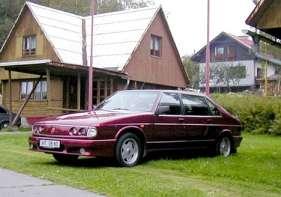 Tatra T700 3.5 i V8 16V 200 HP