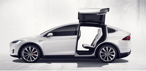 Tesla Model X P90D Electro AT (561 kW) 4WD