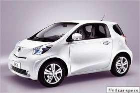 Toyota iQ 1.0 VVT i68 HP CVT Automatik