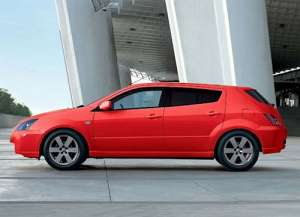 Toyota Will VS 1.8 16V 190 HP