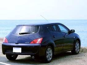 Toyota Will VS 1.8 16V 4X4 125 HP