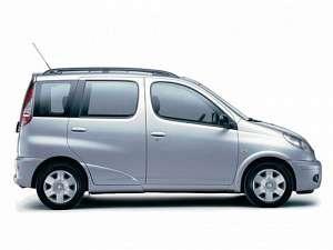 Toyota Yaris Verso (P2) 1.3 i 16V 86 HP