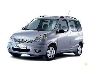 Toyota Yaris Verso (P2) 1.5 i 16V 106 HP