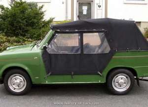 Trabant 1.1 Tramp 1.1 41 HP