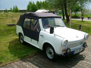 Trabant P 601 Tramp 0.6 26 HP