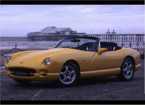 TVR Griffith 4.0 240 HP