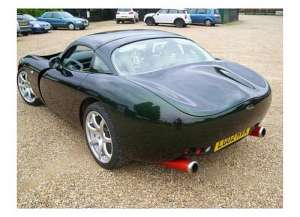 TVR Speed Eight 3.9 i V8 243 HP