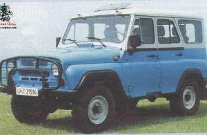 UAZ 31514 2.45 (100 Hp)