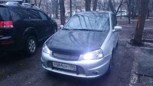 VAZ 1119 Kalina Sport 1.4 (89 Hp)