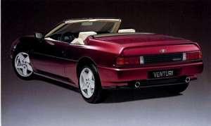Venturi 260 Cabrio 2.8 i V6 260 HP