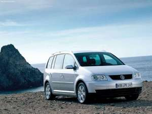 Volkswagen Touran II 1.6d AT MT (105 HP)