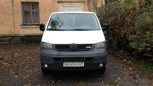 Volkswagen Transporter T5 2.0 MT (115 HP)