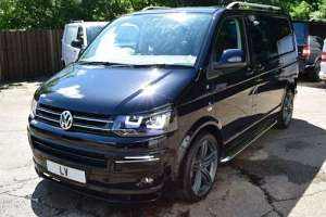 Volkswagen Transporter T5 Facelift 2.0 AT (204 HP)