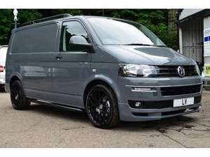 Volkswagen Transporter T5 Facelift 2.0 MT (204 HP)