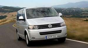 Volkswagen Transporter T5 Facelift 4MOTION 2.0d AT (180 HP) 4WD