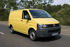 Volkswagen Transporter T5 Facelift Long 2.0d AT (180 HP)