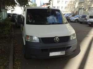 Volkswagen Transporter T5 Long 2.5d MT (174 HP)