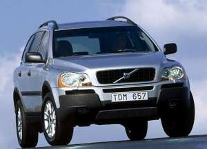 Volvo XC90 2.5i AT 210 HP